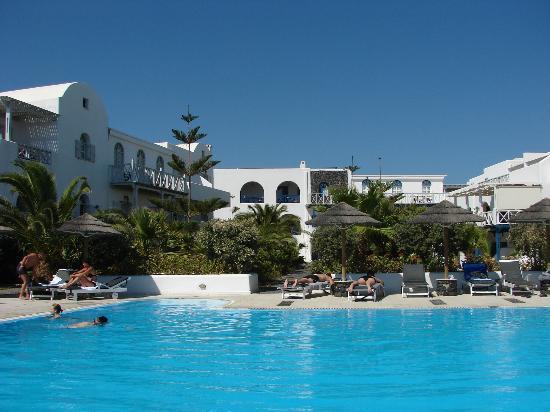 ميدترينيان رويال: superbe piscine 