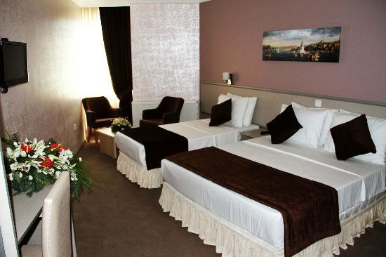 Elite marmara hotel istanbul turquie voir les tarifs for Les prix des hotel