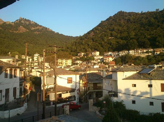 Hotel Hermes: Hermes Hotel/Panagia Thassos