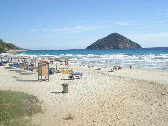 Hotel Hermes: Paradise Beach