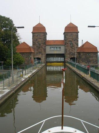 Schachtschleuse Ship Lock