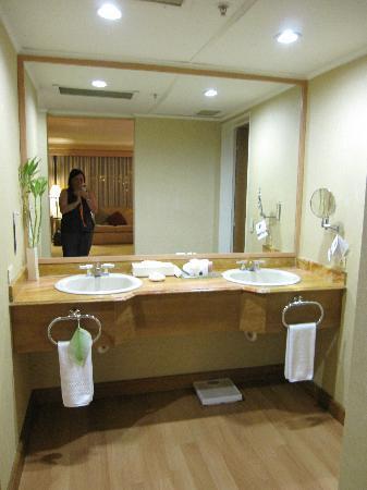 Swissotel Quito: bagno