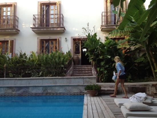 Jade Residence: garden2