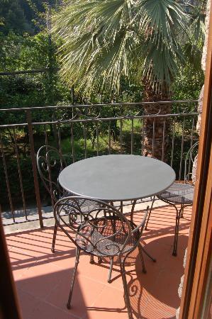 La Neffola Residence Sorrento: balcone