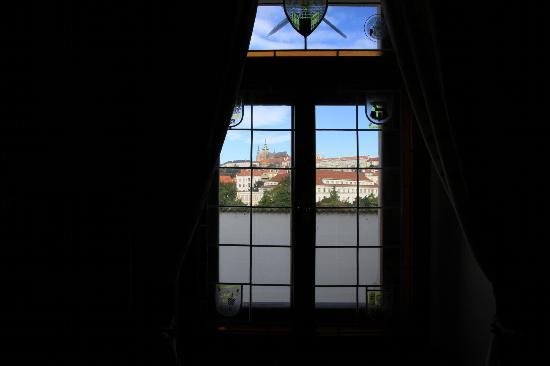 Hotel U Pava: View