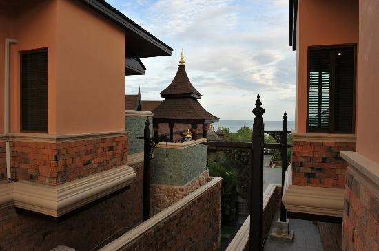 Ammatara Pura Pool Villa: nice view