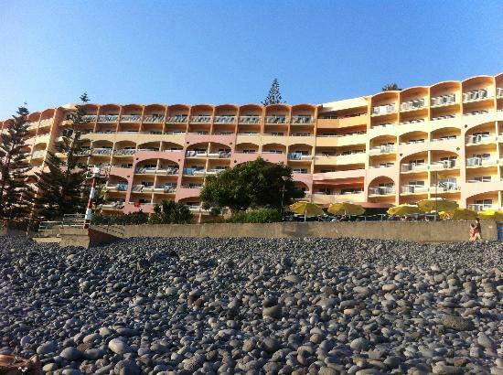 Pestana Ocean Bay Hotel: the hotel