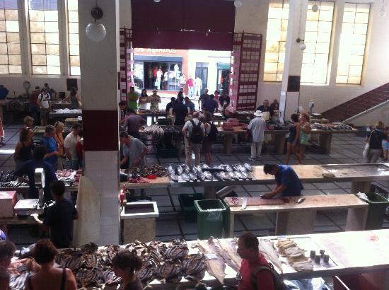 Pestana Ocean Bay All Inclusive: fish market