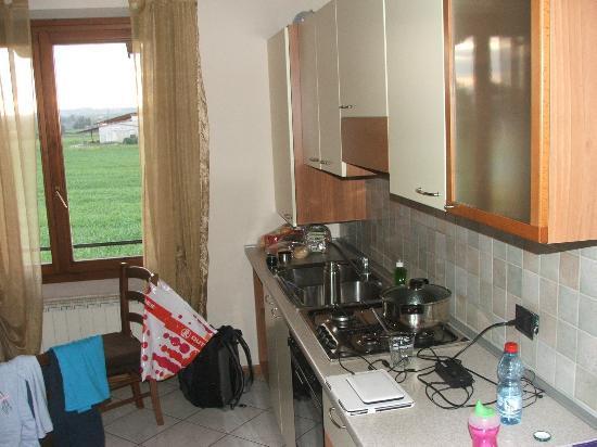 Villa Camporosso: Kitchen