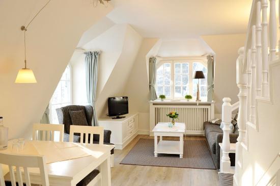 Dorint Strandresort & Spa Sylt-Westerland: Suite mit Kinderzimmer