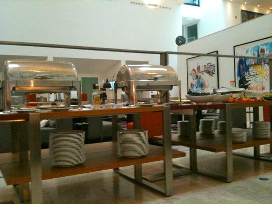 Pestana Cidadela Cascais: Breakfast buffet