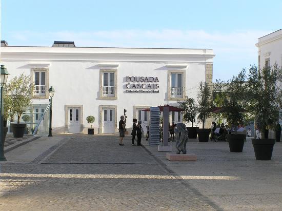 Pestana Cidadela Cascais: Entrence