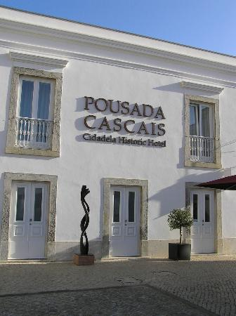 Pestana Cidadela Cascais: Main building