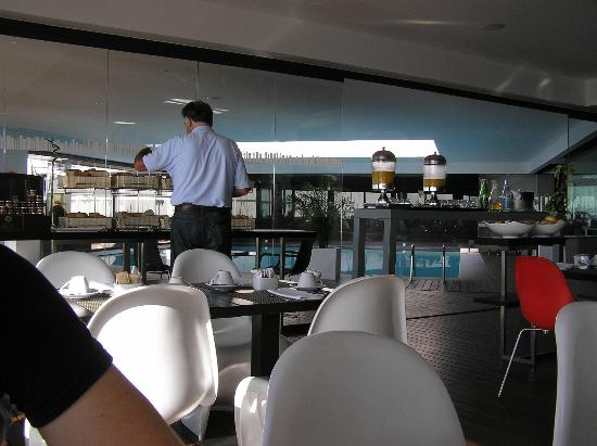Pestana Cidadela Cascais: Poor breakfast buffet