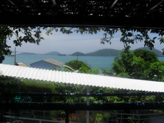 Kantary Bay, Phuket: sea view from the room balcony