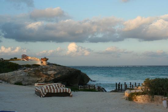 Kore Tulum Retreat and Spa Resort: Badestelle
