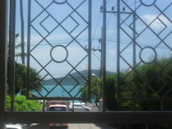 Kantary Bay, Phuket: sea view from lobby