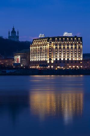 Fairmont Grand Hotel Kyiv: Exterior