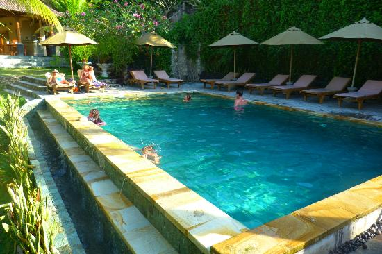Lembongan Cliff Villas: pool - perfect for the kids