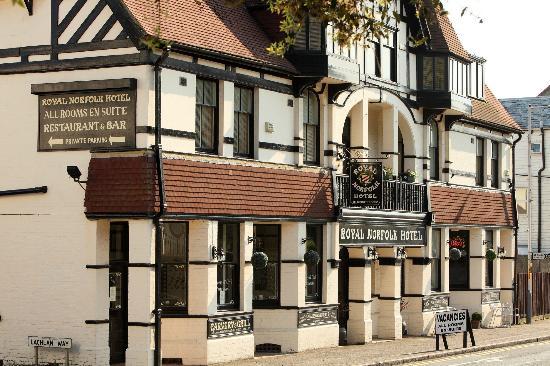 The Royal Norfolk Hotel: Hotel