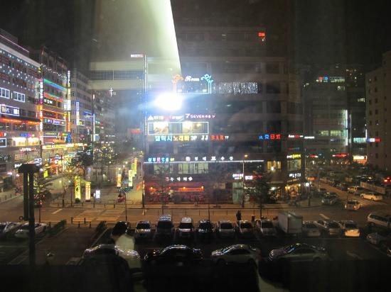 Ramada Hotel Dongtan: View outside our windows