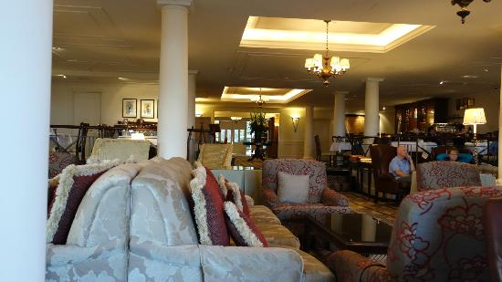 Lilianfels Blue Mountains Resort & Spa: Lounge