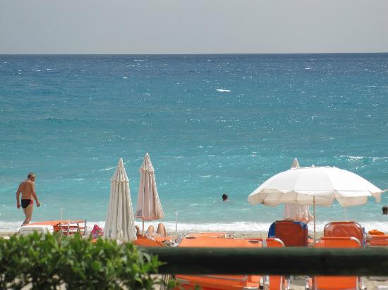 Parga Beach Resort: The sparkling sea