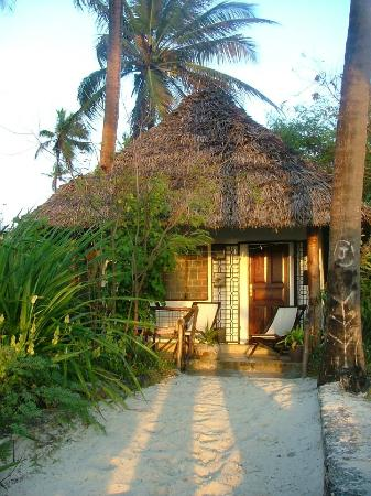 Upepo Boutique Beach Bungalows: the bungalow