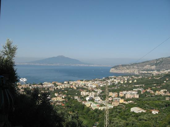 Casarufolo Paradise: Panorama dalla camera