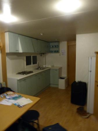 Ca' Berton Village: kitchen