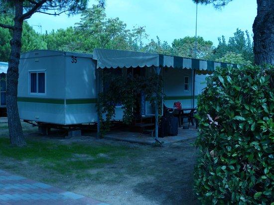 Ca' Berton Village: patio