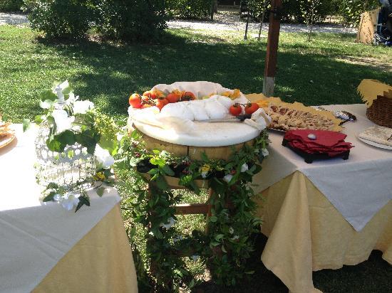 Il Parco dei Cavalieri steak house pizzeria: i nostri buffet x banchetti