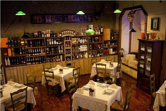 Lamezia Terme, Italia: particolare del ristorante