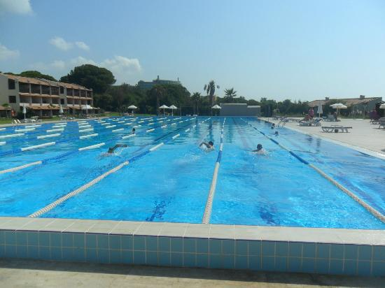 SENTIDO Zeynep Resort: The Olympic size swimming pool