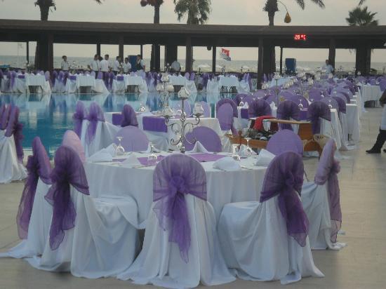 SENTIDO Zeynep Resort : Gala night