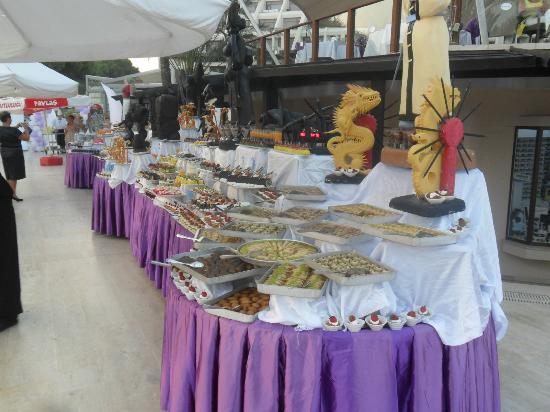 SENTIDO Zeynep Resort : More deserts