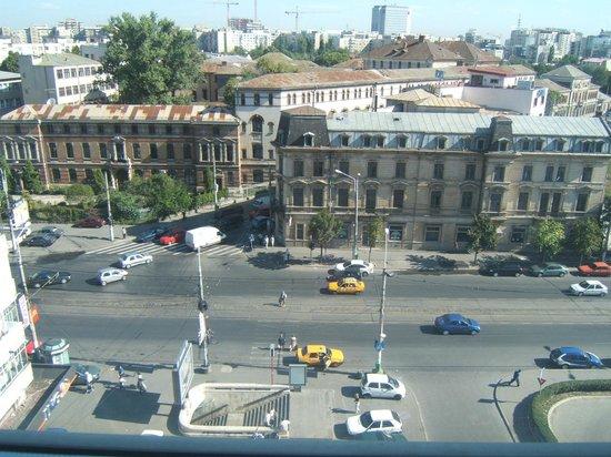 Ibis Bucharest Palatul Parlamentului: Window view