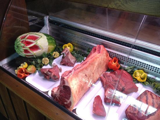 Il Parco dei Cavalieri steak house pizzeria: la nostra stek house