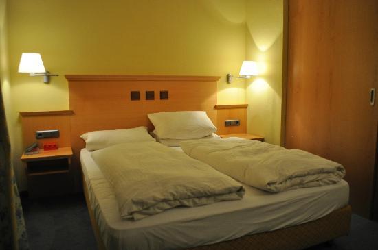 Hotel Wiedemann: camera