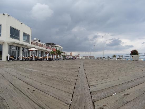 写真Asbury Park Boardwalk枚