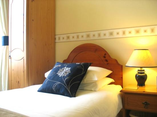 Garway Lodge: Single rooms ideal for ovrrnight business stays