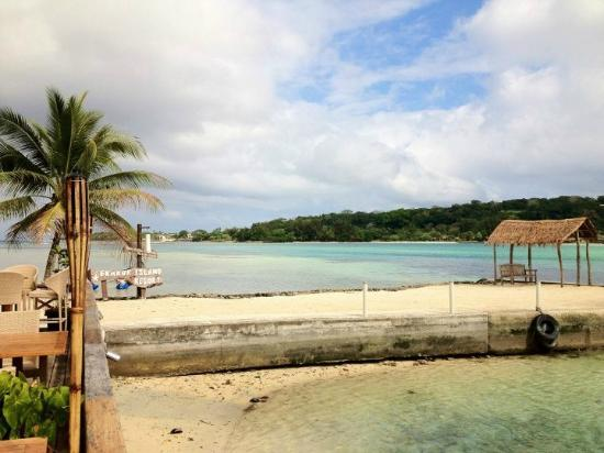 Erakor Island Resort & Spa: The jetty