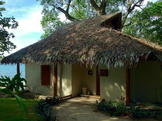 إراكور أيلاند ريزورت آند سبا: Private hut for guests 