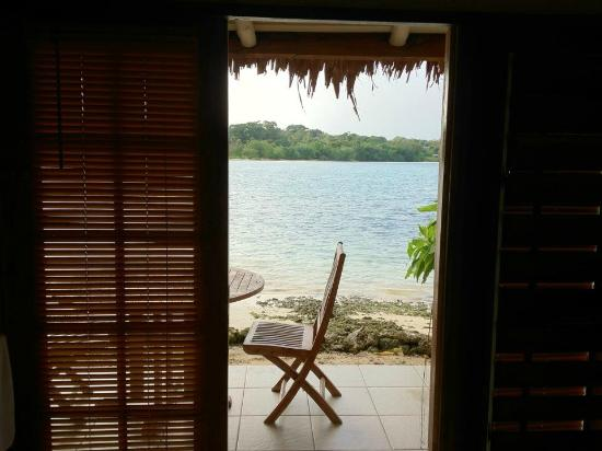 Erakor Island Resort & Spa: View from the room
