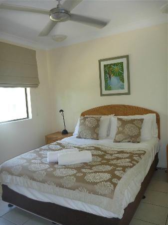 Melaleuca Resort : Bedroom