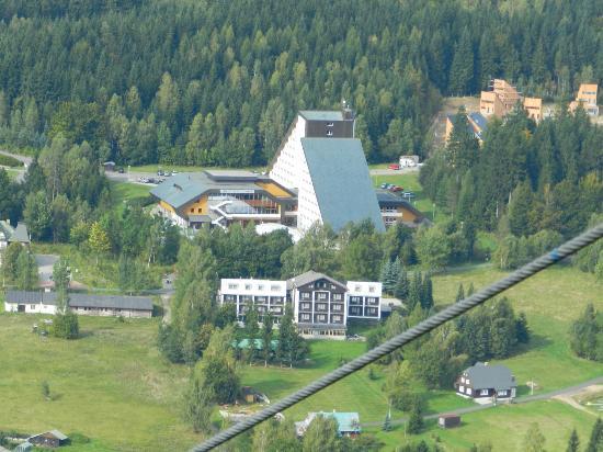 Orea Resort Sklar: hotel w całęj okazałości