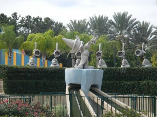 Sorcerer Mickey Picture Of Disney 39 S Fantasia Gardens Miniature Golf Course Kissimmee