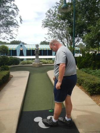 写真Disney's Fantasia Gardens Miniature Golf Course枚