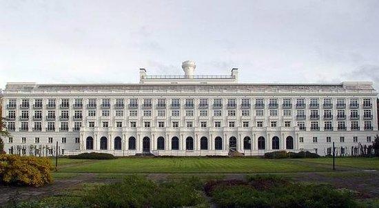 Kemeri Sanatorium Building