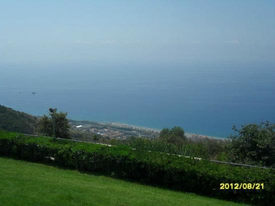 Belmonte Calabro, Italy: panorama